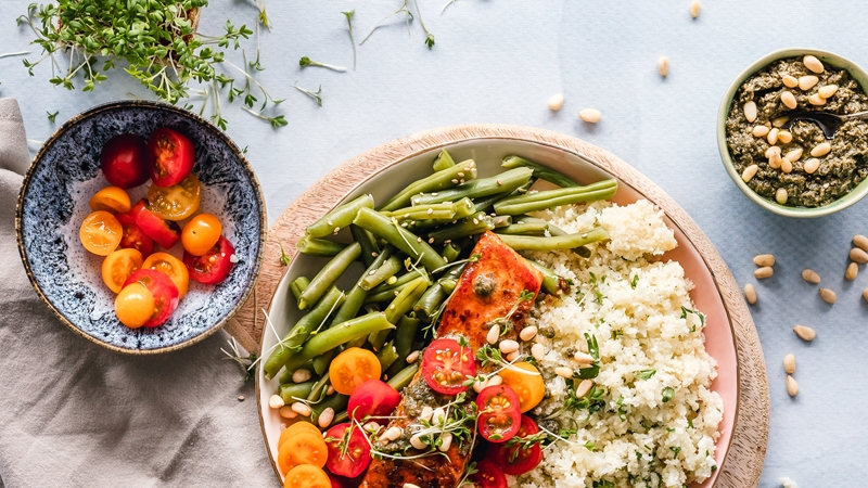 Vegetarian Summer Dishes