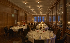 Banquet at the Kursaal in Sorell Hotel Zurich Zurich Berg