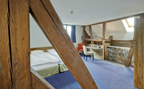 Superior Double Twin Hotel rooms at Sorell Hotel Rüden Schaffhausen