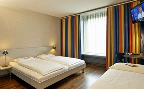 Standard Triple Hotel rooms at Sorell Hotel Ador Bern