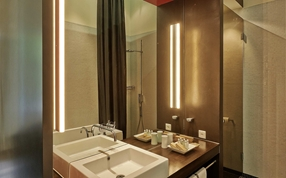 Bathroom Sorell Rigiblick Zurich