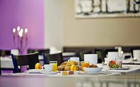 Breakfast at Sorell Hotel City Weissenstein St. Gallen