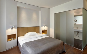 Superior Single-bed rooms at Sorell Hotel Rütli Zurich
