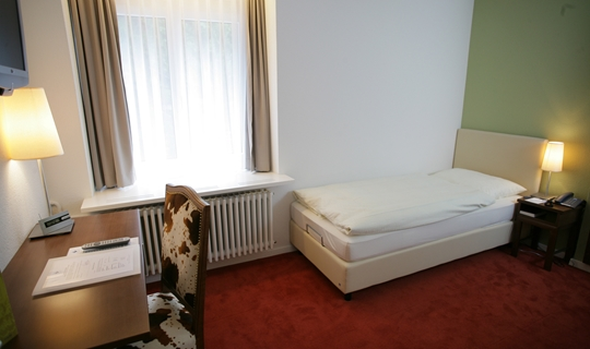 Standard Single Room 