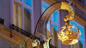 Altstadt boutique hotel krone winterthur sorell hotels for Sorell hotel krone